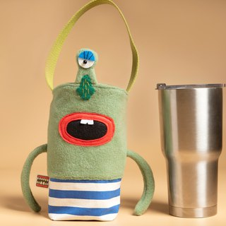 啰唆 monster bottle / bag
