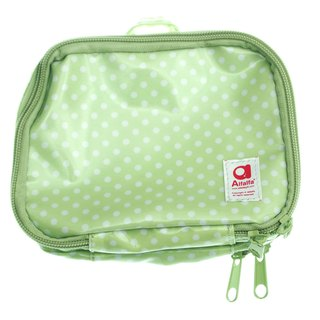 Mizutama sac Travel small pouch - Green