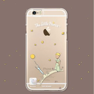 7321-iPhone 6+/6S+ - Little Prince Authorized Mobile Shell -B612 Planet, 7321-509219