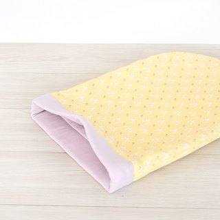 Rabbit sleeping bag Yellow L