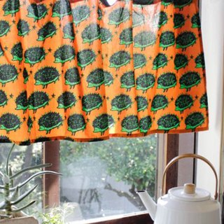 Pre-order full version of animal pattern short curtain (five models) ISAP7650