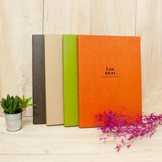 Boge stationery xIamOkay [18K premium chart] four colors