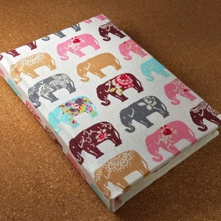 IVxVI series [Various Elephant Good Mood] 4X6 Miles Handmade Hardcover