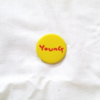 Magnet badges | Youth!