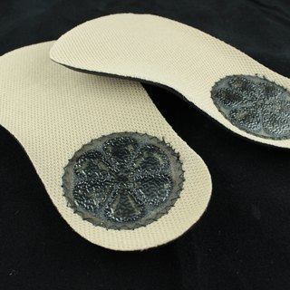 AC RABBIT - Two-stage cushion air cushion heel insole flower insole