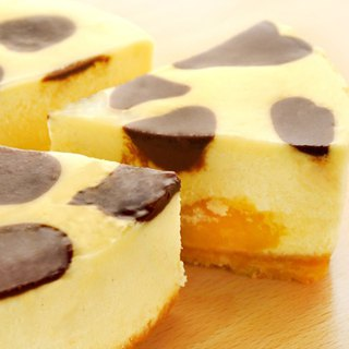 Dairy cheese cake (sweet potato)