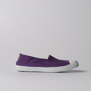 Spanish National Canvas Shoes CIENTA Adult Size Purple Fragrance Shoes 75997 45
