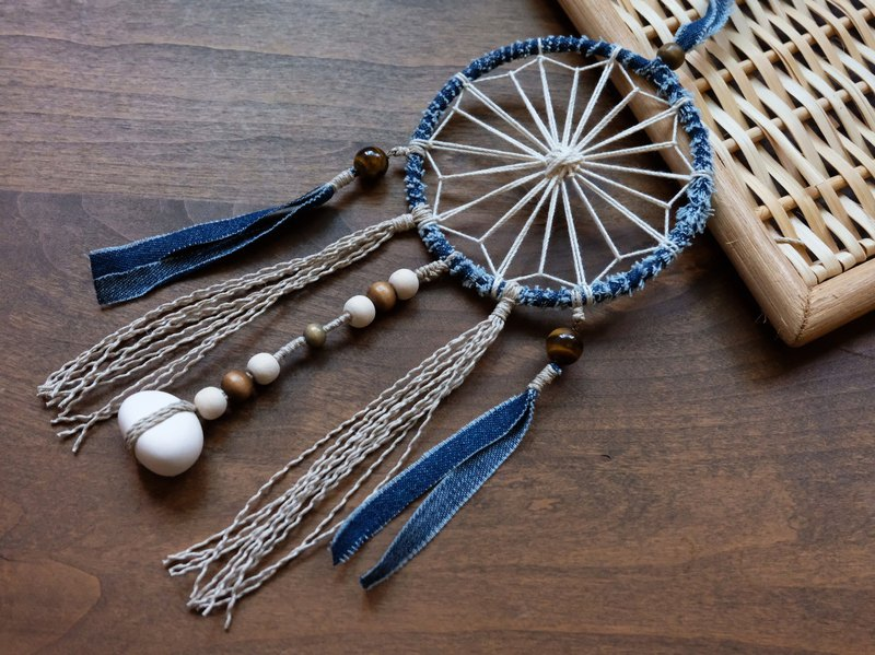 Handmade Dreamcatcher  with aroma stone in Japanese style