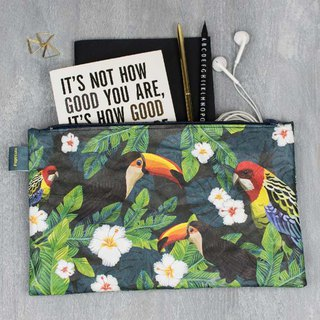 German Paprcuts.de file bag (toucan)