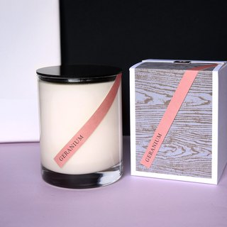 Elegant Floral Notes │ Flower Pure Plant Soy Wax Oil Candle