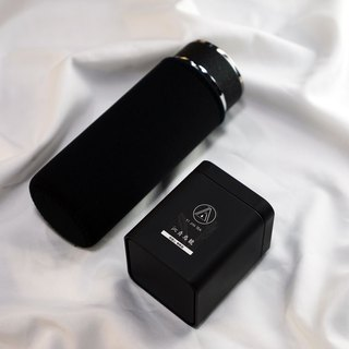 [simple-black gift box series] B-day double glass brewing bottle 2.0/沁青乌