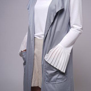 Touch Series - Cotton Skin Care Vest Jacket