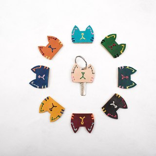 【Cut-off】*Buy*handmade leather cat kits