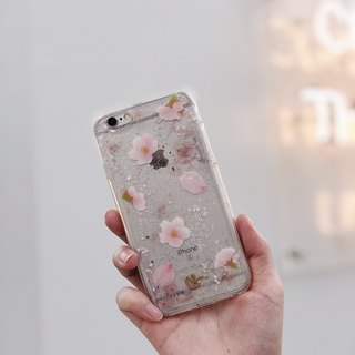 POPPY SAKURA - PHONE CASE / CLEAR