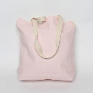 Five bag canvas bag is especially easy to use - pink