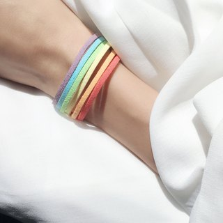 Colorful Handmade Stylish Bracelets-Rainbow
