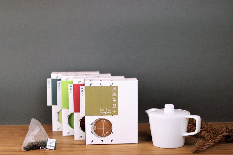 烏龍茶盒子(5入茶包)