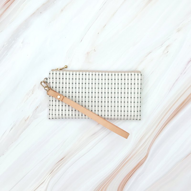 Shui Yu first dyed cloth cotton carry bag mobile phone bag clutch bag