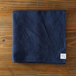 [Stock Last one point - plant dyeing linen wrapping cloth Hanadairo (Hanadairo)