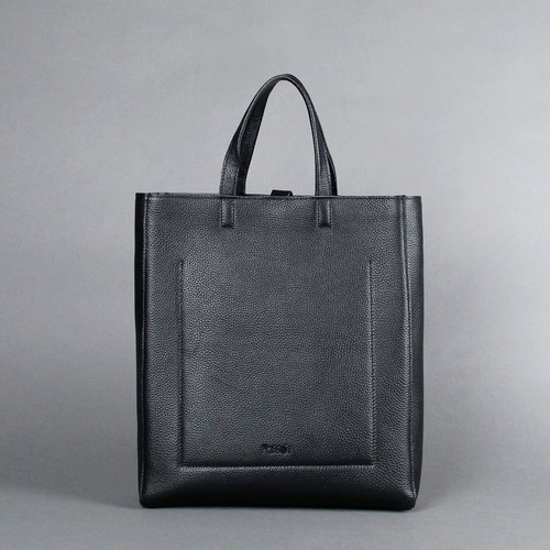 Passion Tote black hand / shoulder / hatchback