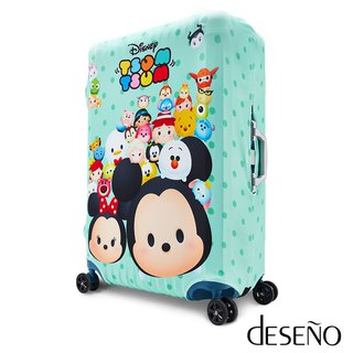 Disney-TSUMTSUM elastic storage case-L (optional)