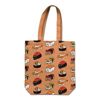 Sushi Cat • Tote Bag