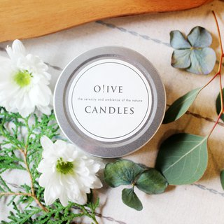 La dolce vita | Natural Soy Candle | a travel candle | 2oz