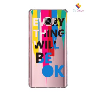 EveryThingWillBeOK Samsung S5 S6 S7 note4 note5 iPhone 5 5s 6 6s 6 plus 7 7 plus ASUS HTC m9 Sony LG g4 g5 v10 手機殼 手機套 電話殼 phonecase
