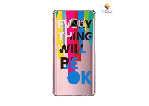EveryThingWillBeOK Samsung S5 S6 S7 note4 note5 iPhone 5 5s 6 6s 6 plus 7 7 plus ASUS HTC m9 Sony LG g4 g5 v10 phone shell mobile phone sets phone shell phonecase