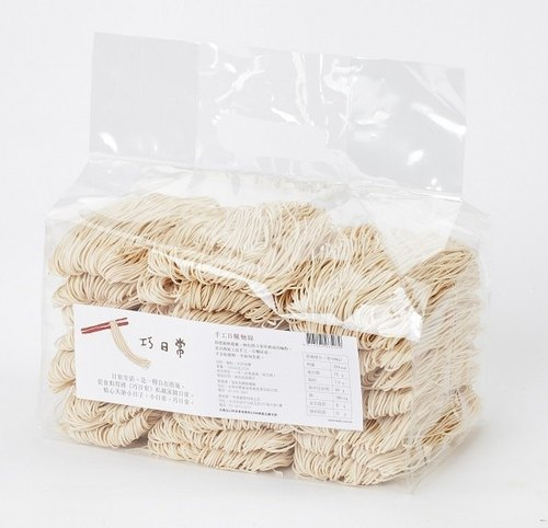 Qiao daily manual sun noodles 1200g