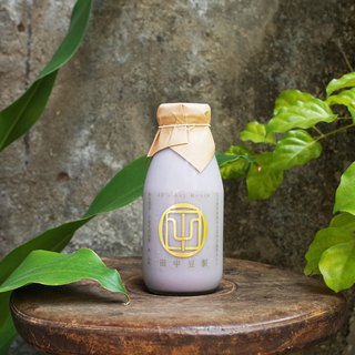 Tianzhong bean purple heart sweet potato milk without sugar