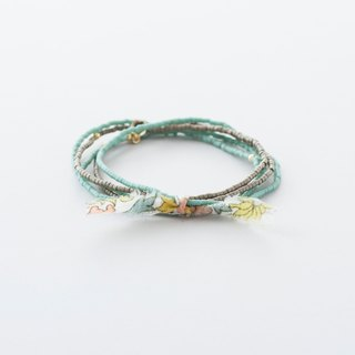 5 合一串珠手環 手鍊 / Color Beads Five-Row Bracelet