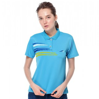 MIT moisture wicking POLO shirt (female models)