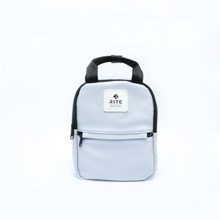 [RITE] Le Tour Series - Dual-use Mini Backpack - Leather Pink Blue
