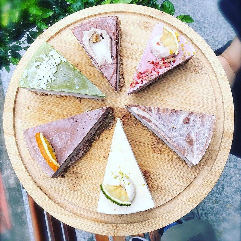 無罪惡甜食套餐・蔬食體驗・Ooh Cha Cha 自然食