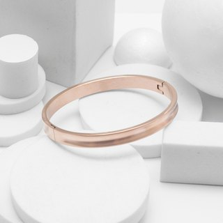 Steel Sink Bracelet (Rose Gold)