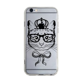 Ordered four cat transparent Samsung S5 S6 S7 note4 note5 iPhone 5 5s 6 6s 6 plus 7 7 plus ASUS HTC m9 Sony LG g4 g5 v10 phone shell mobile phone sets phone shell phonecase