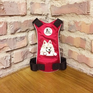 Spitz Pet reflective harness traction rope safety group NINKYPUP PLUS series models customized name
