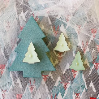 Christmas tree, small candle, exchange gift, wedding, small things