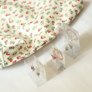 Goody Bag - Lucky Bag Set - Flora with 3 boxes of crane accessories (Random Pattern)