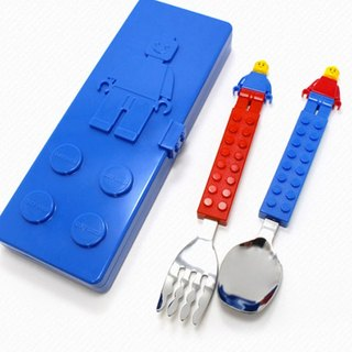 Lego tableware two (fork spoon)