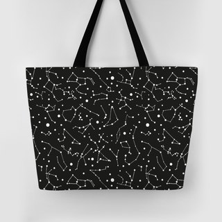 Star Constellation Constellation repellent shoulder bags