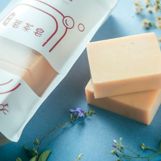 Tea seed oil cut universal soap 6 into the environmental protection package