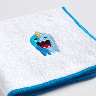 NYMONSTER New Year Animal Square - Blue