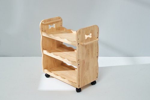 MesaSilla multi-purpose storage cart
