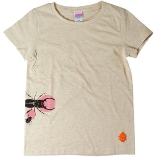 Insects gathered in sap T-shirt Women's