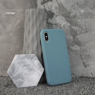 Lucid Plus | Shock Resistant Case for iPhone XS Max - Dirty Blue