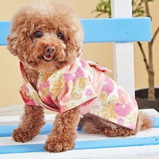 Pet Clothes Bathrobe Kimono