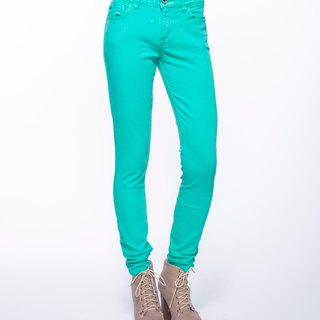 Apple Green Jeans