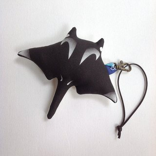 Design No.MR150 - 【Cotton Canvas】Manta Ray Charms